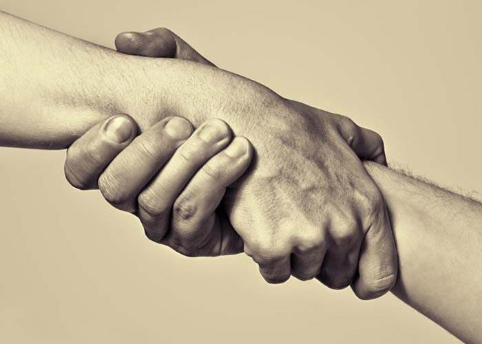 Charity Helping hand
